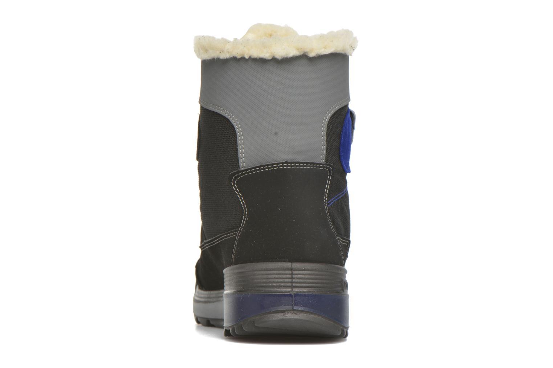 Bottines et boots Ricosta Kiehn Noir vue droite
