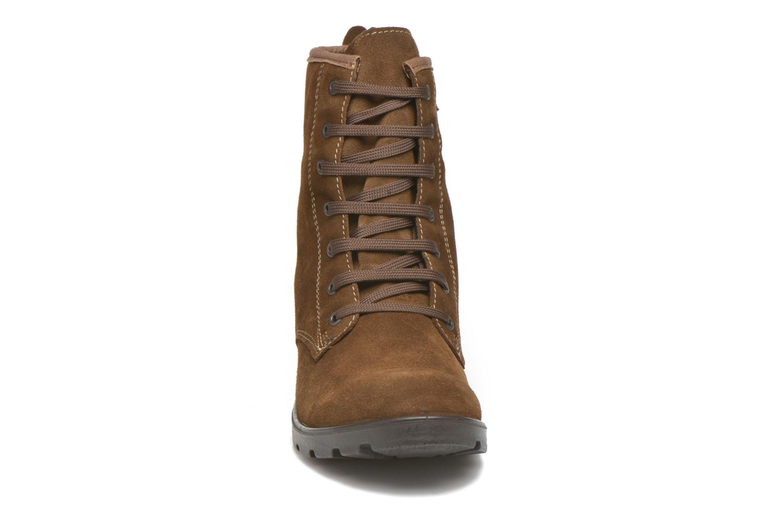 Ankle boots Ricosta Disera-tex Brown model view