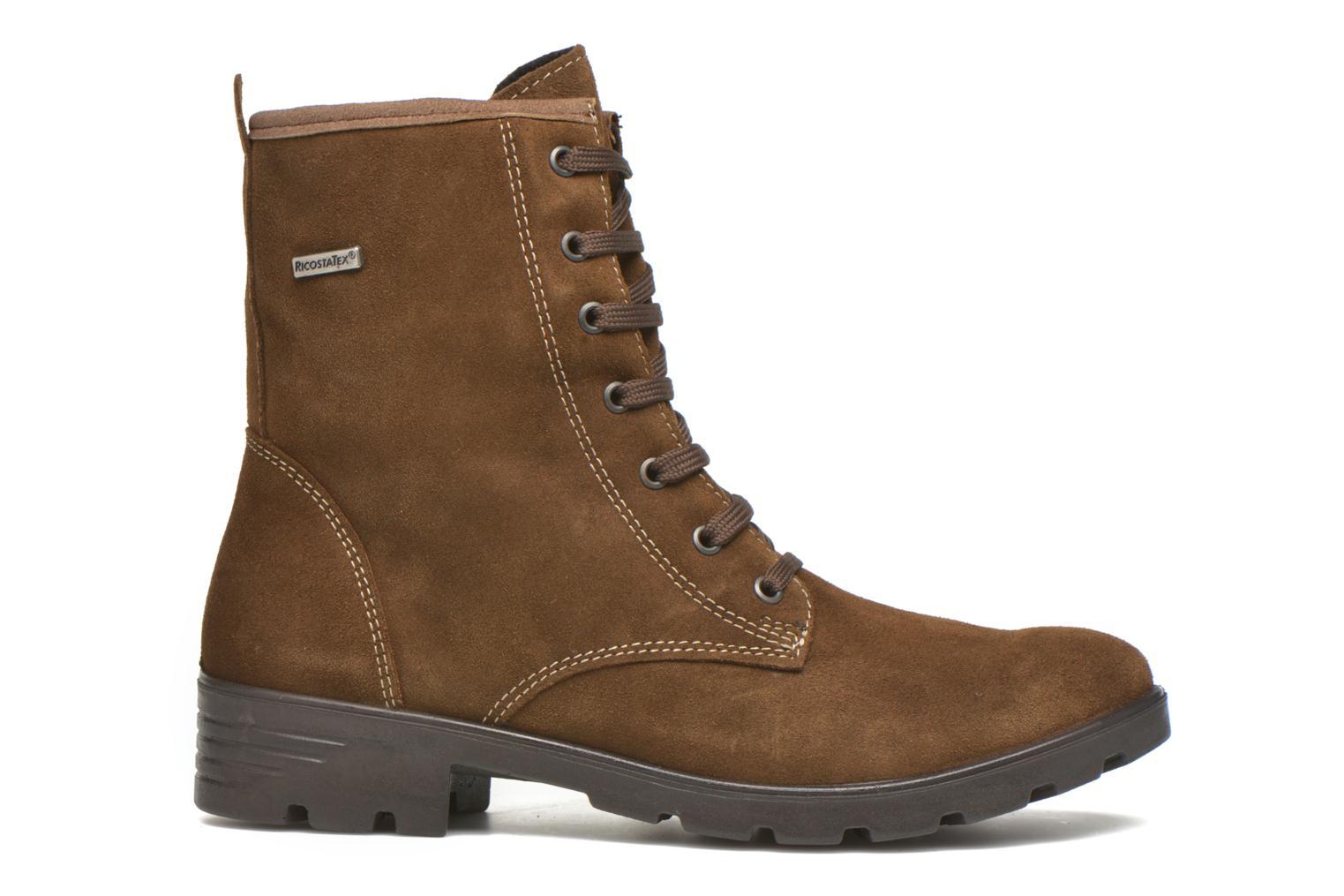 Ankle boots Ricosta Disera-tex Brown back view