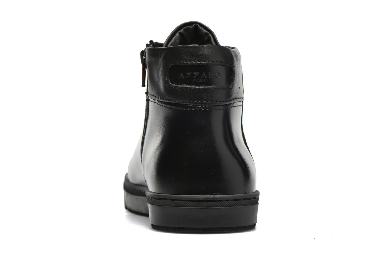 Sneakers Azzaro Brifa Zwart rechts