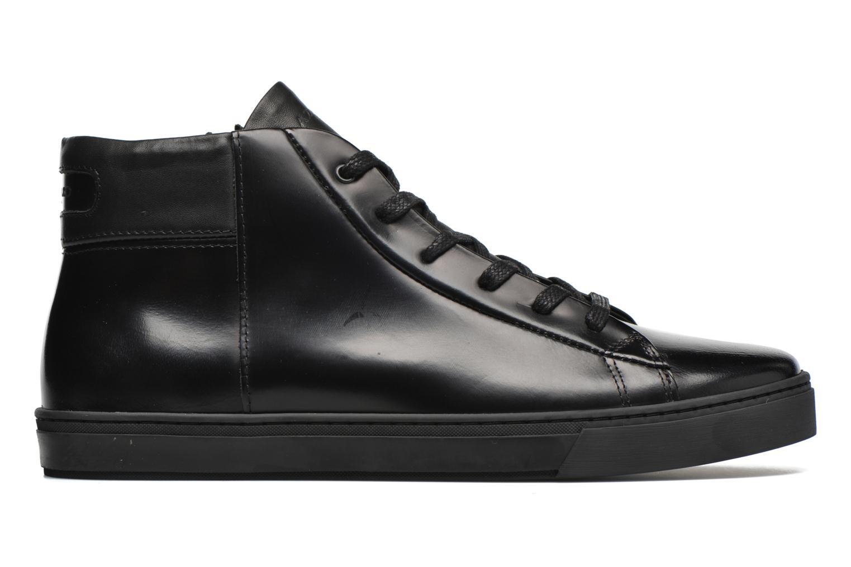 Sneakers Azzaro Brifa Zwart achterkant