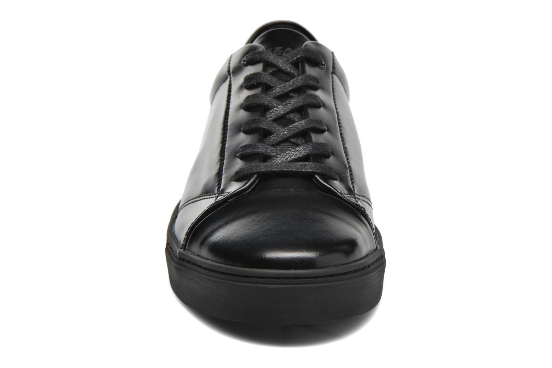 Baskets Azzaro Bardio Noir vue portées chaussures
