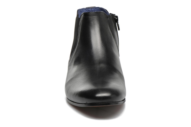 Bottines et boots Azzaro Itami Noir vue portées chaussures