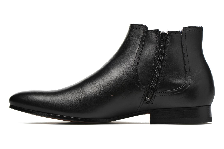 Bottines et boots Azzaro Itami Noir vue face