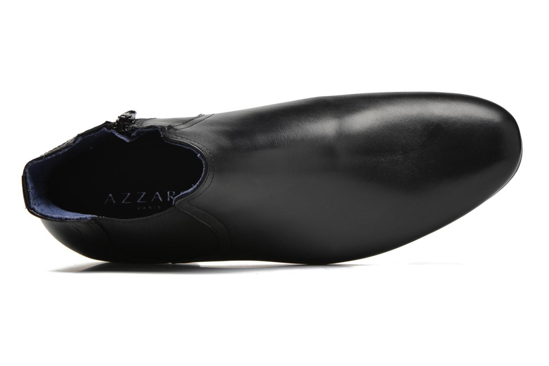 Bottines et boots Azzaro Itami Noir vue gauche