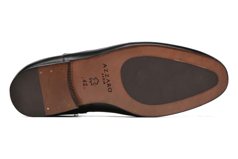 Bottines et boots Azzaro Itami Noir vue haut
