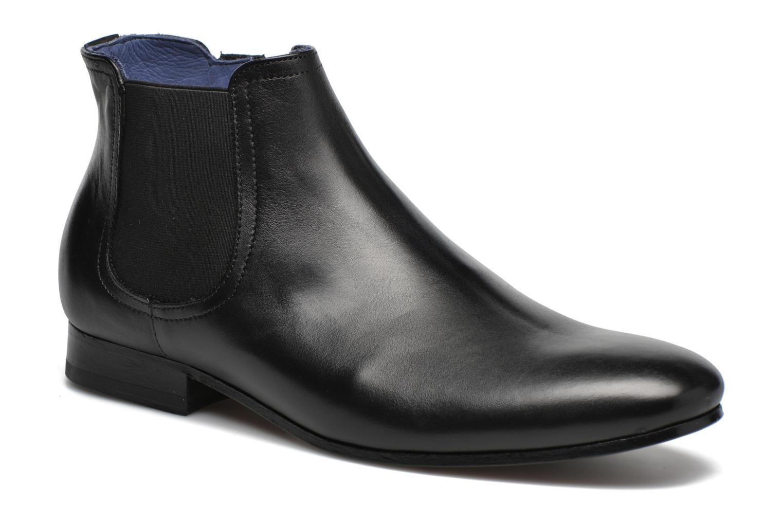 Bottines et boots Azzaro Itami Noir vue détail/paire