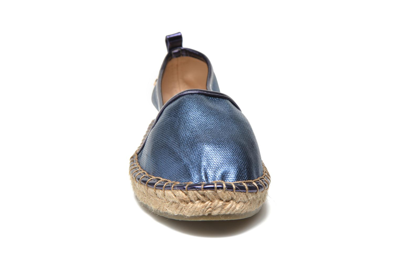 Espadrilles Xti Abel 30171 Bleu vue portées chaussures
