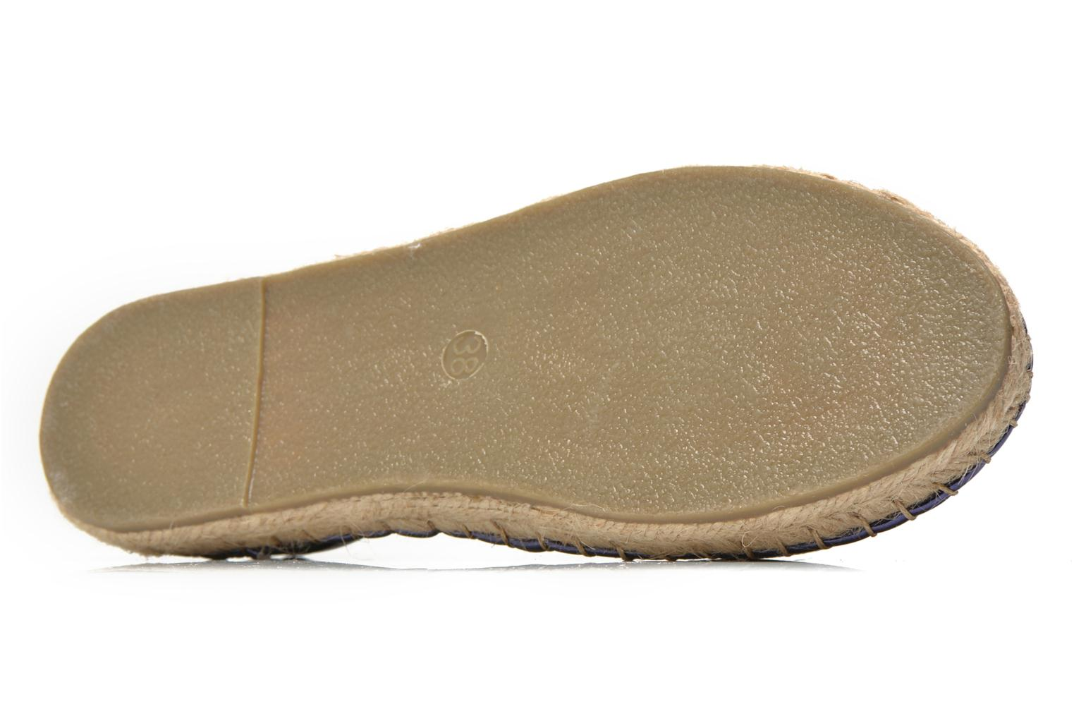 Espadrilles Xti Abel 30171 Blue view from above