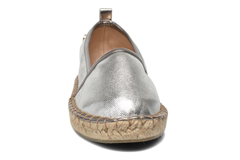 Espadrilles Xti Abel 30171 Argent vue portées chaussures