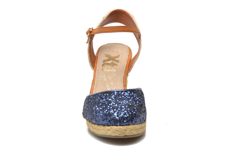 Espadrilles Xti Arousa 45812 blau schuhe getragen
