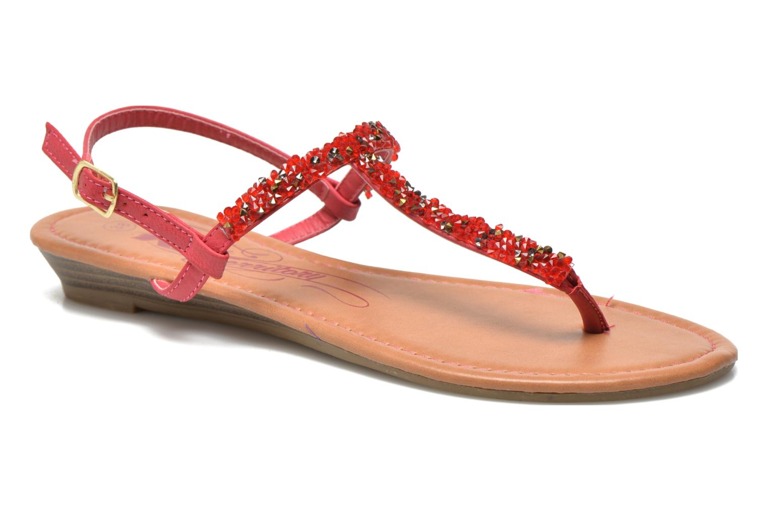 Sandals Xti Grenade 26915 Pink detailed view/ Pair view