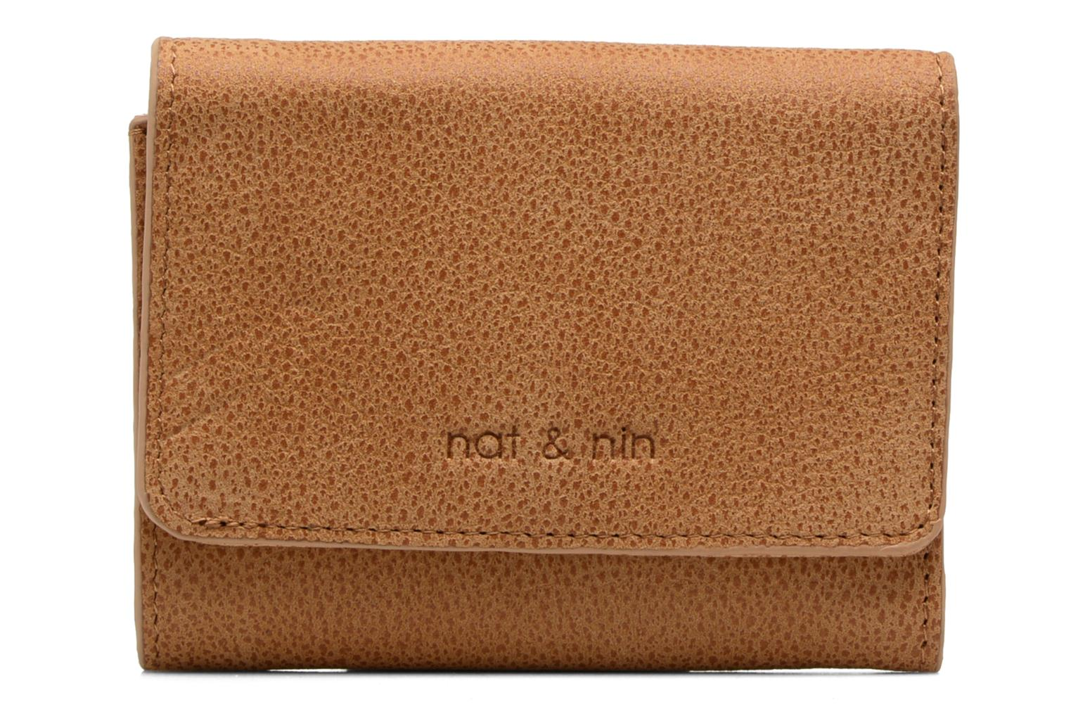 Wallets & cases Nat & Nin Ulla Yellow detailed view/ Pair view
