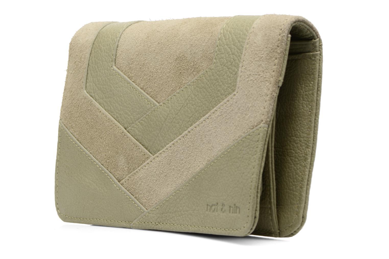 Portemonnaies & Clutches Nat & Nin Talia grün schuhe getragen