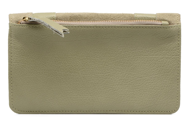 Portemonnaies & Clutches Nat & Nin Talia grün ansicht von vorne