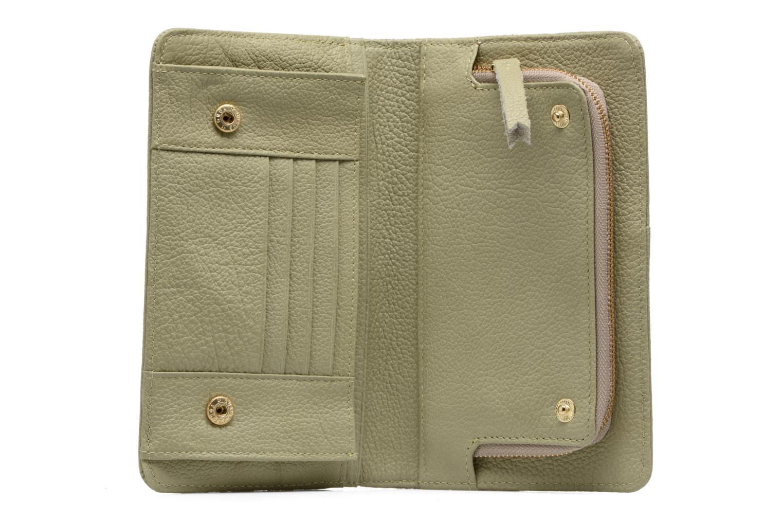Portemonnaies & Clutches Nat & Nin Talia grün ansicht von hinten