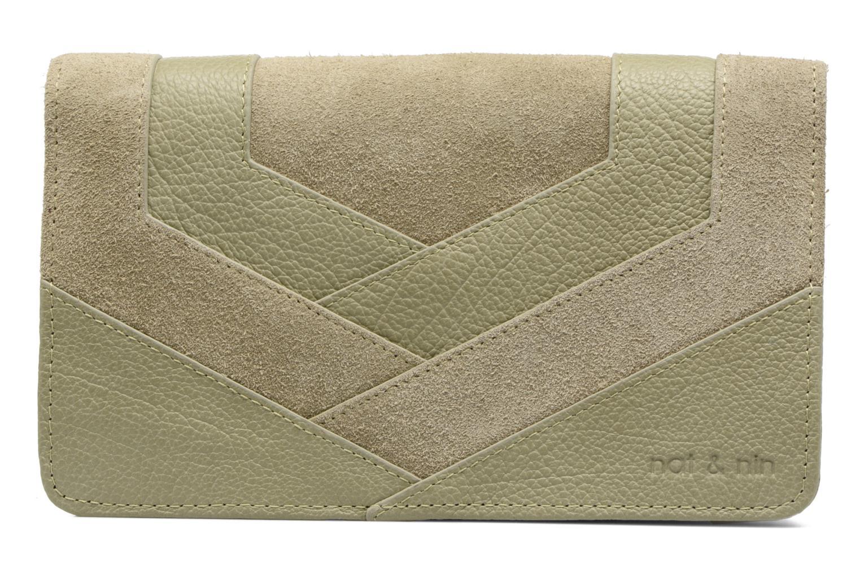 Portemonnaies & Clutches Nat & Nin Talia grün detaillierte ansicht/modell