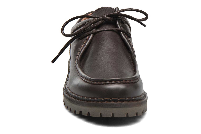 Chaussures à lacets Marvin&Co Kingston Marron vue portées chaussures
