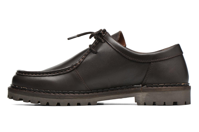 Chaussures à lacets Marvin&Co Kingston Marron vue face