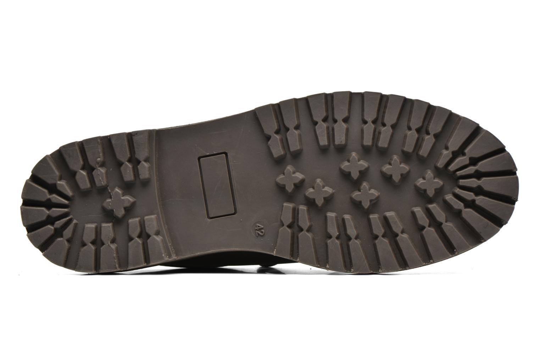 Chaussures à lacets Marvin&Co Kingston Marron vue haut