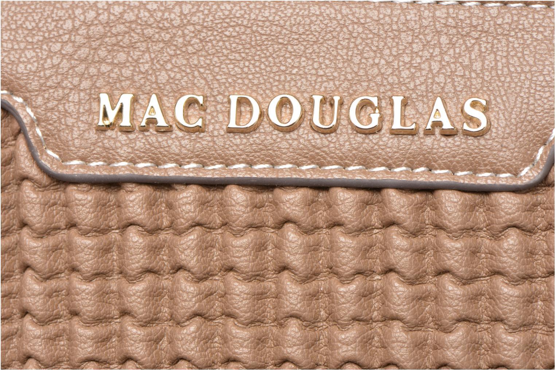 Sacs à main Mac Douglas BRYAN Dolphy M Porté épaule Marron vue gauche