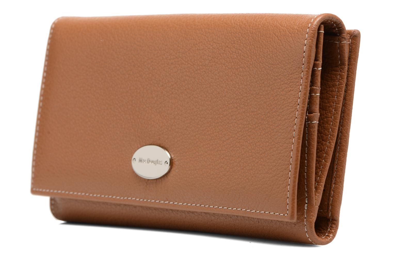 Portemonnaies & Clutches Mac Douglas BUNI Gondole Portefeuille braun schuhe getragen