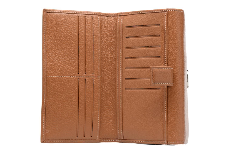 Portemonnaies & Clutches Mac Douglas BUNI Gondole Portefeuille braun ansicht von hinten