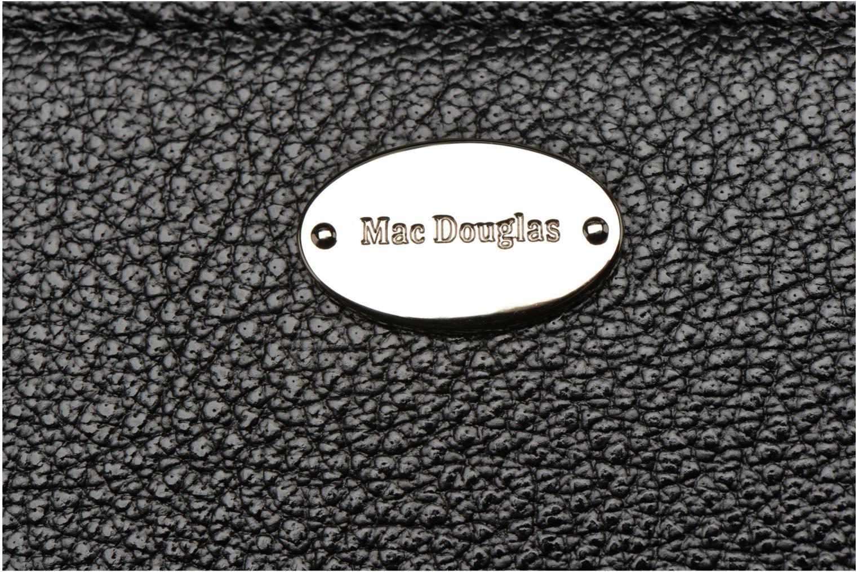 Portemonnaies & Clutches Mac Douglas BUNI crash schwarz ansicht von links