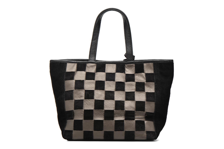 Handtaschen Loxwood CABAS PARISIEN Cuir damier schwarz ansicht von vorne