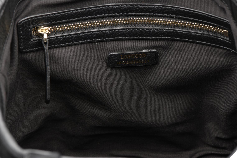 Handtaschen Loxwood CABAS PARISIEN Cuir damier schwarz ansicht von hinten