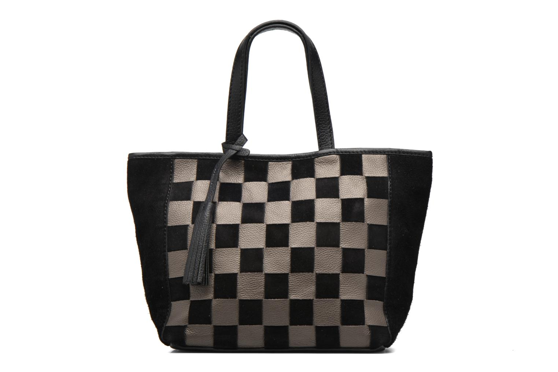 Handtaschen Loxwood CABAS PARISIEN Cuir damier schwarz detaillierte ansicht/modell