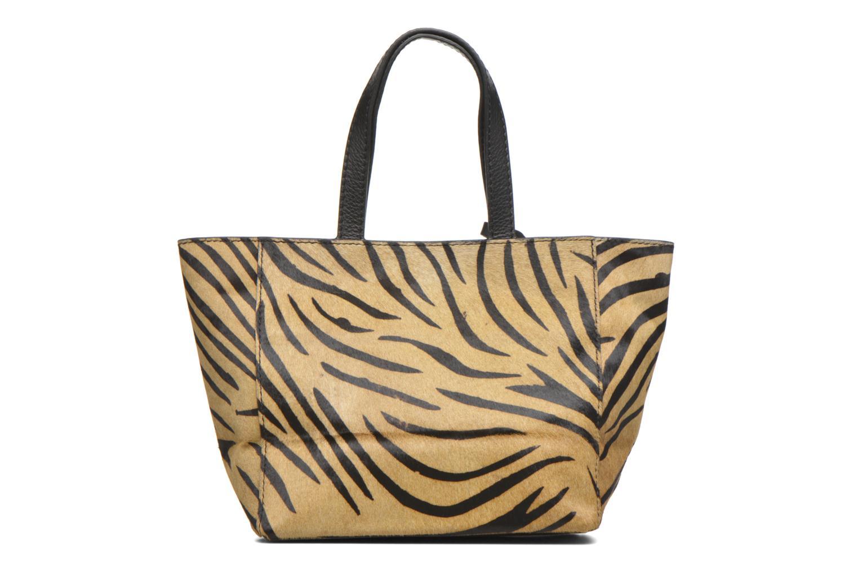 Handtaschen Loxwood CABAS PARISIEN S braun ansicht von vorne