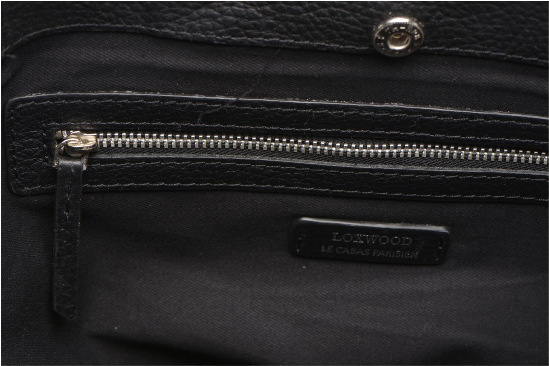 Handtaschen Loxwood CABAS PARISIEN S braun ansicht von hinten