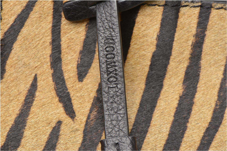 Bolsos de mano Loxwood CABAS PARISIEN S Marrón vista lateral izquierda
