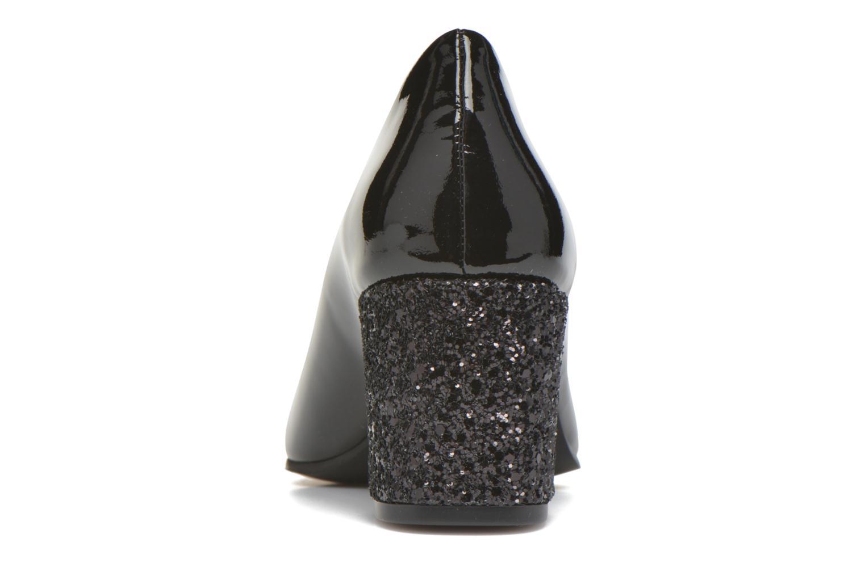 Jalerba Vernis noir + glitter noir