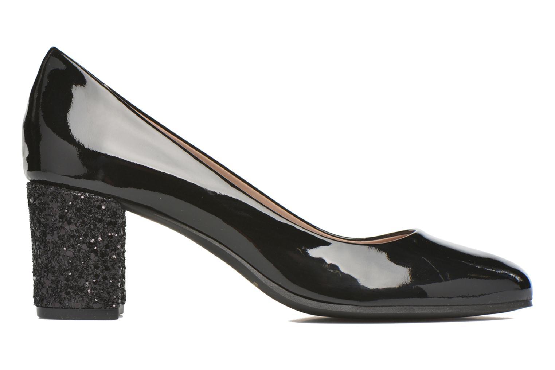 High heels Georgia Rose Jalerba Black back view