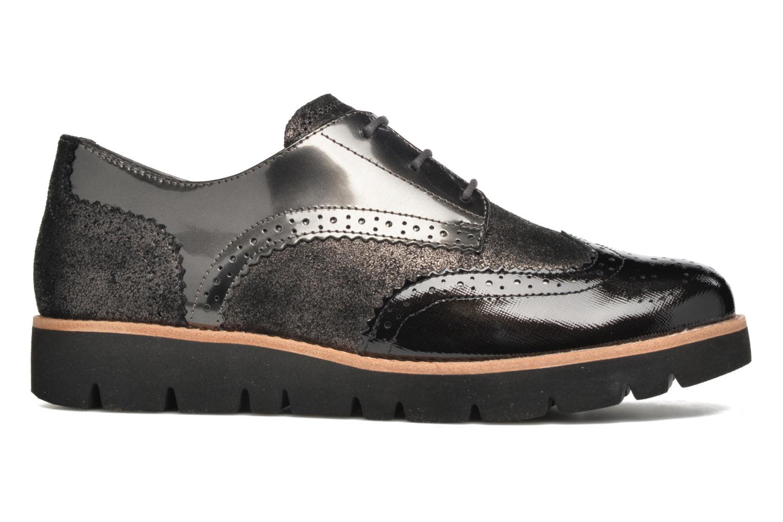 Chaussures à lacets Gabor Susan Gris vue derrière