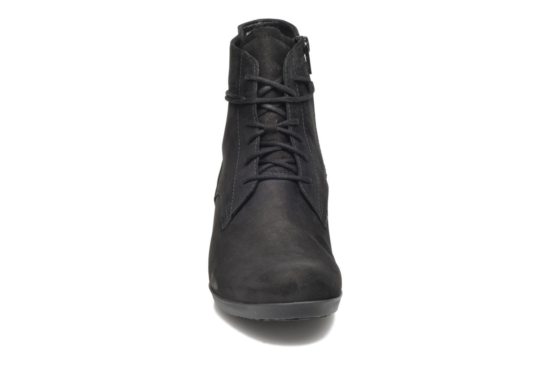 Bottines et boots Gabor Athen Noir vue portées chaussures