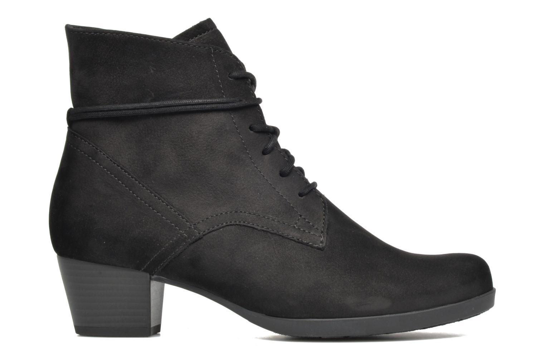 Bottines et boots Gabor Athen Noir vue derrière