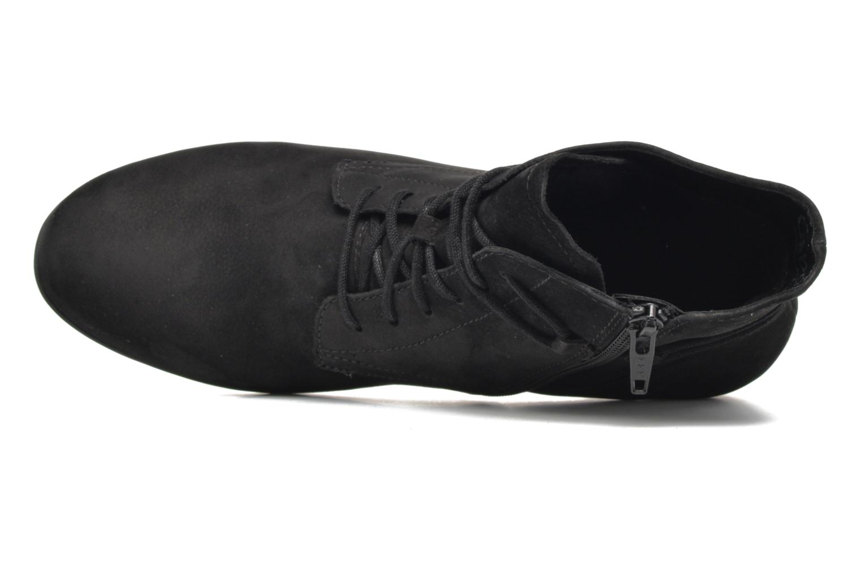 Bottines et boots Gabor Athen Noir vue gauche
