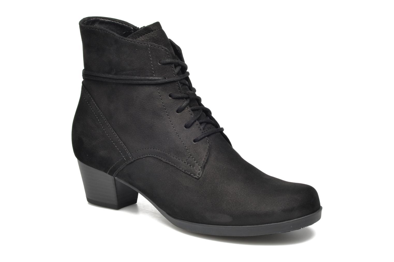 Bottines et boots Gabor Athen Noir vue détail/paire
