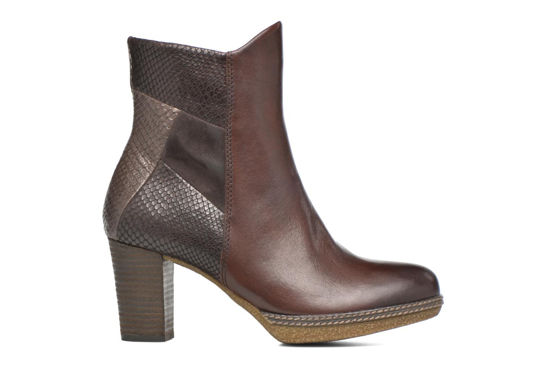 Bottines et boots Gabor Aurora Marron vue derrière