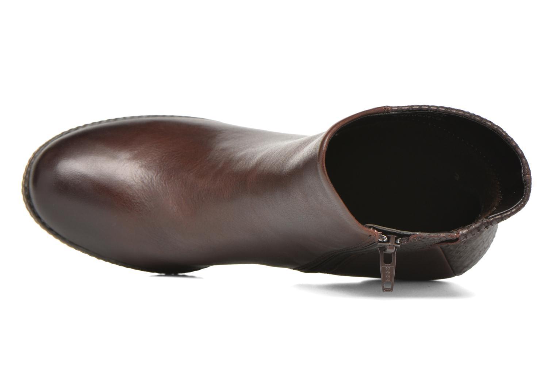 Bottines et boots Gabor Aurora Marron vue gauche