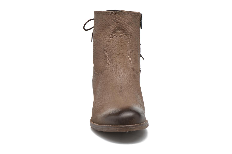 Stiefeletten & Boots Josef Seibel Sienna 01 grau schuhe getragen
