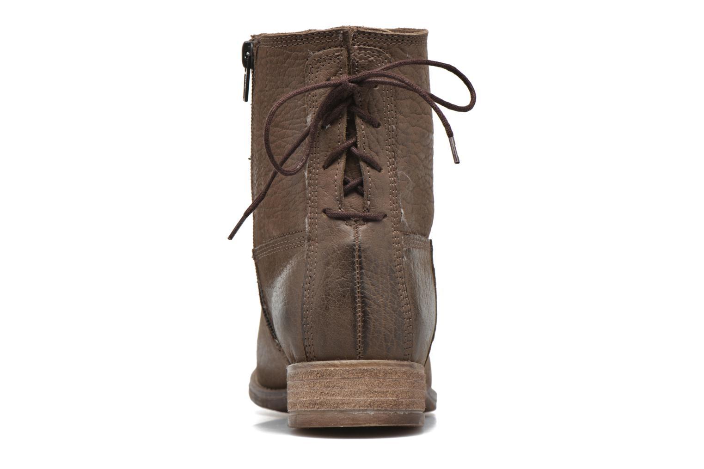 Stiefeletten & Boots Josef Seibel Sienna 01 grau ansicht von rechts