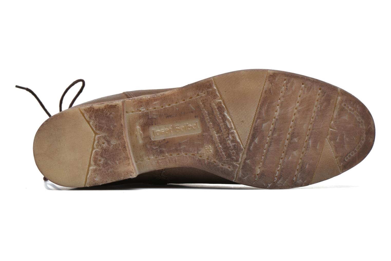 Stiefeletten & Boots Josef Seibel Sienna 01 grau ansicht von oben