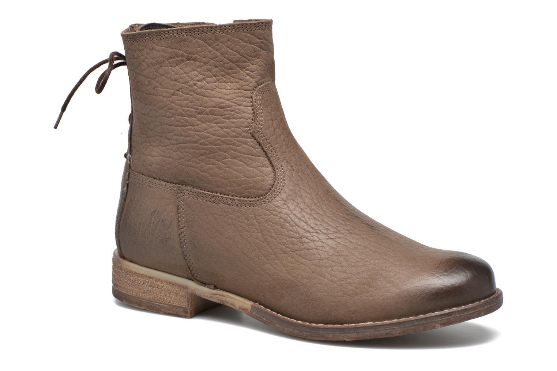 Bottines et boots Josef Seibel Sienna 01 Gris vue détail/paire