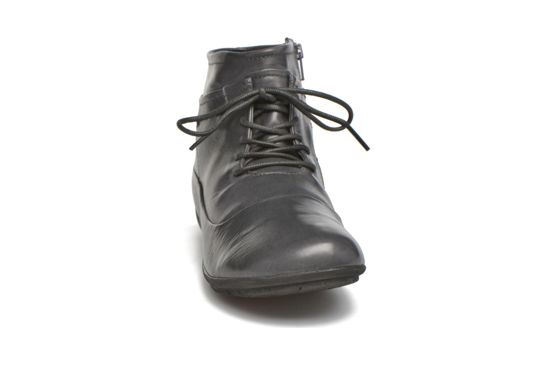 Bottines et boots Josef Seibel Faye 47 Gris vue portées chaussures