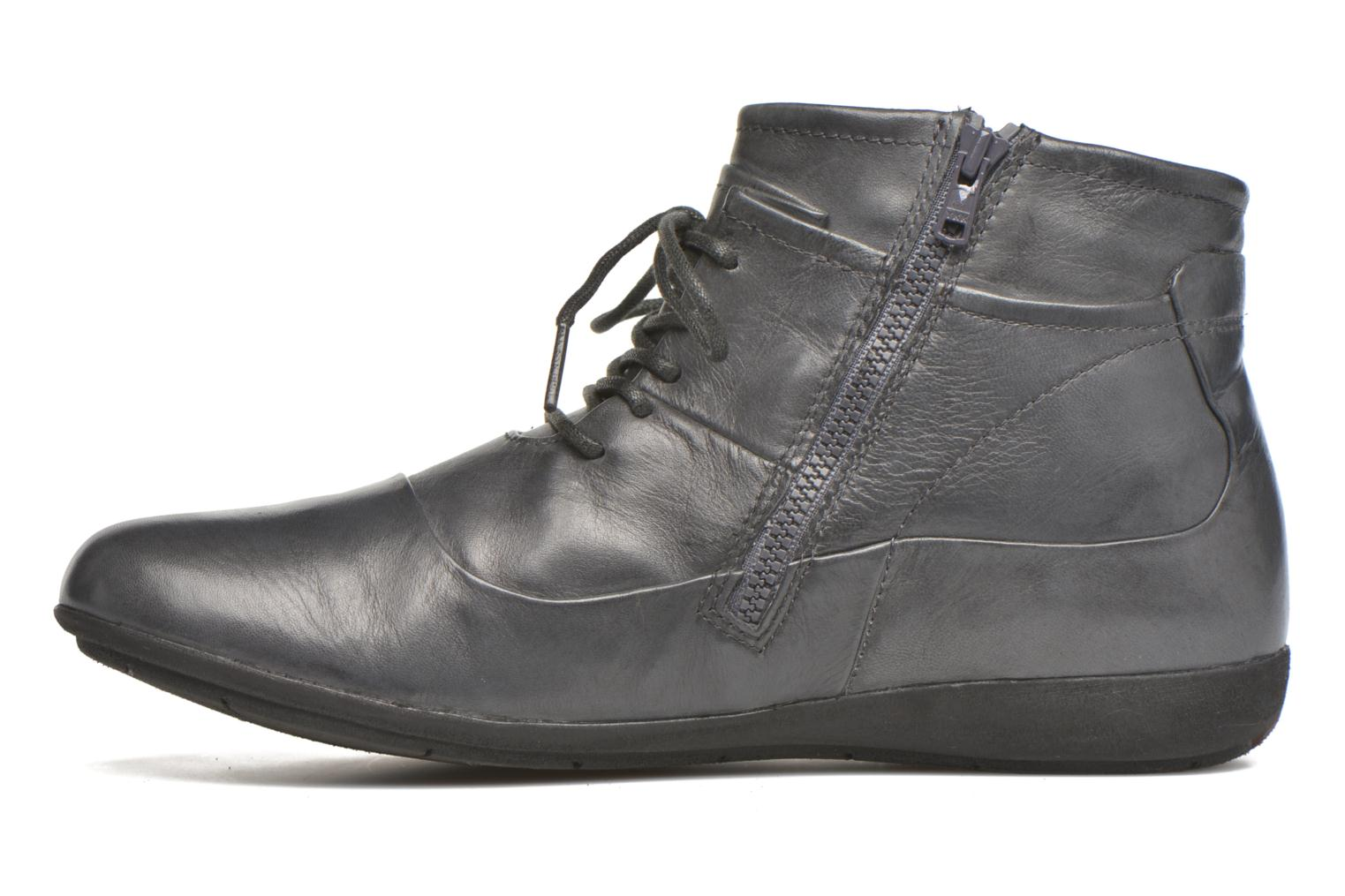 Ankle boots Josef Seibel Faye 47 Grey front view