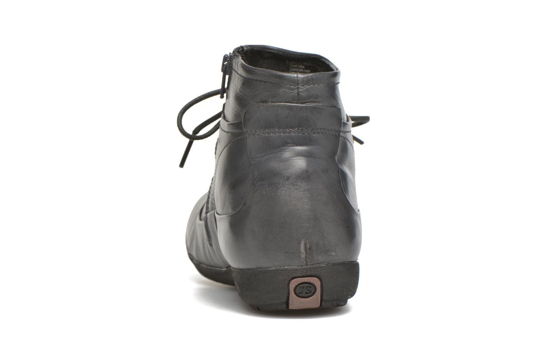 Stiefeletten & Boots Josef Seibel Faye 47 grau ansicht von rechts